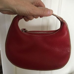 Grab and go little red bag